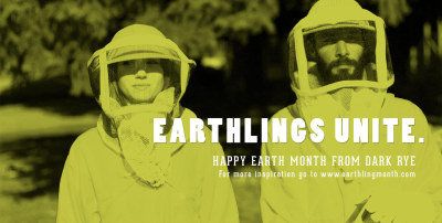 dark-rye:  Earth Month is making way for spring. Carry it into May—check out Dark Rye's FUTURE issue for the greatest ways to live, build, and eat green.  Latest issue of Dark Rye.