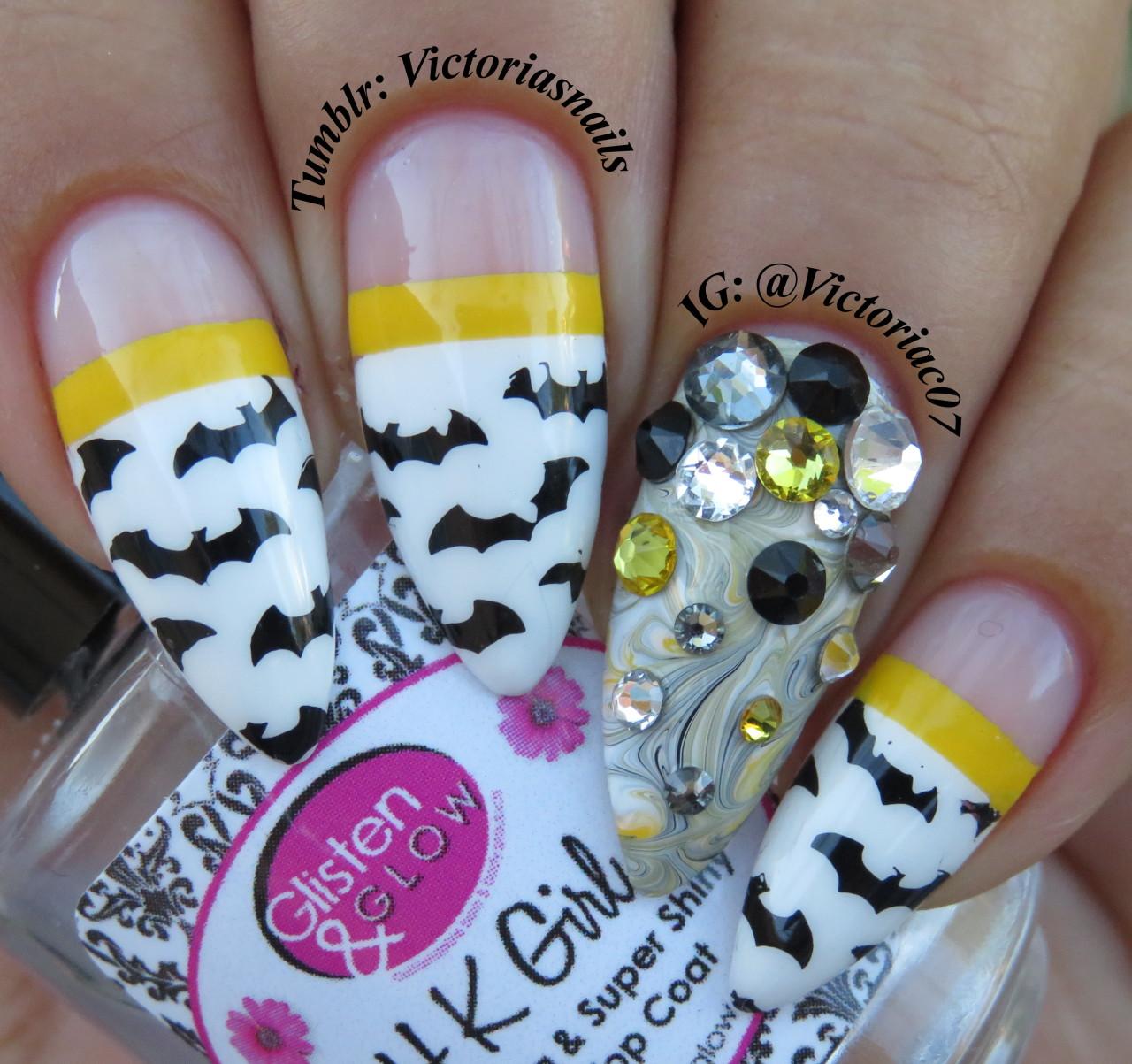 Encantador Mala Uñas Hang Imagen - Ideas de Diseño de Arte de Uñas ...