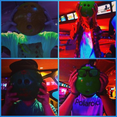 itsmejessicaszohr Guess who? And my team won:) #bowling
