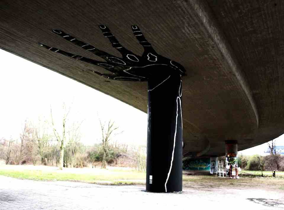 ze-violet:  streetartglobal:  By Dome in Karlsruhe, Germany (http://www.domeone.de).  streetmeraviglia