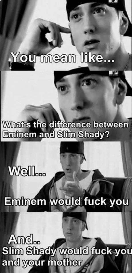 Eminem is the shit