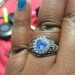  of the ocean #2014 #ringmass senior ring #me