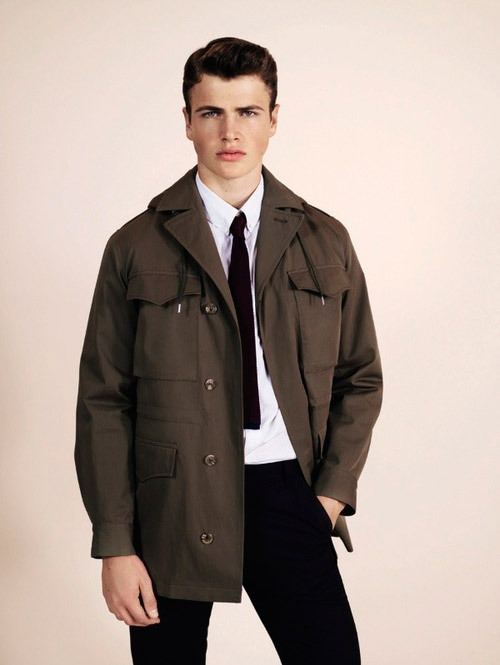 mensfashionworld:  A.P.C. Pre-Spring-Summer 2013 lookbook