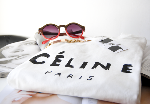 Céline | via Tumblr on We Heart It - http://weheartit.com/entry/60572054/via/anagenio   Hearted from: http://www.tumblr.com/blog/dramaticlittlesecret