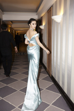 Fan BingBing in Ulyana Sergeenko at Cannes Film Festival
