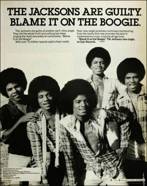 remrnb:  Blame it on the Boogie…