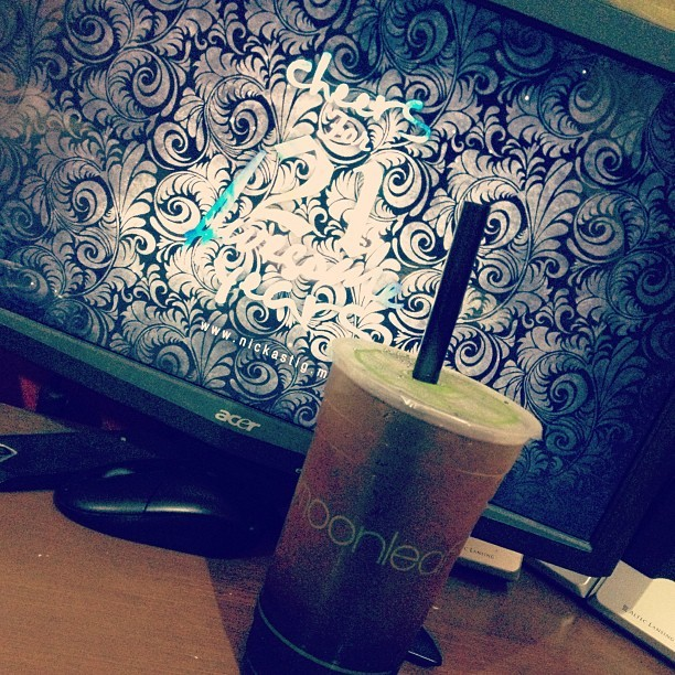 My last moonleaf for 2012! Ahahha