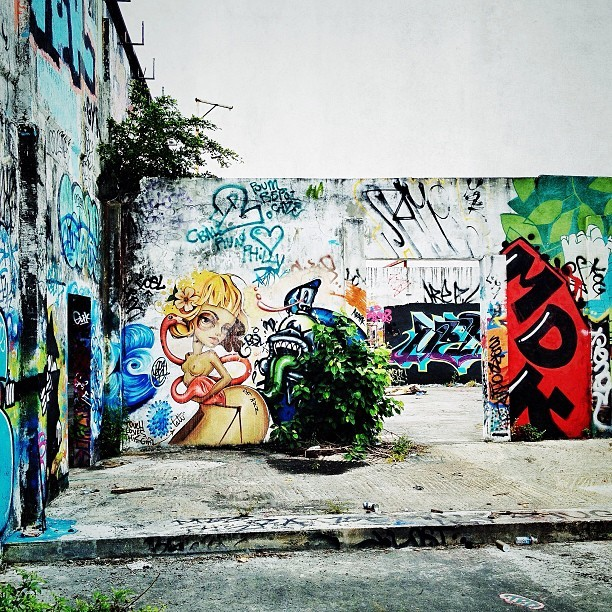 Design District… #miami #urbex