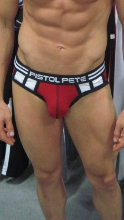 Brand: Pistol Pete Name: Hero Brief – Red Pistol Pete Link