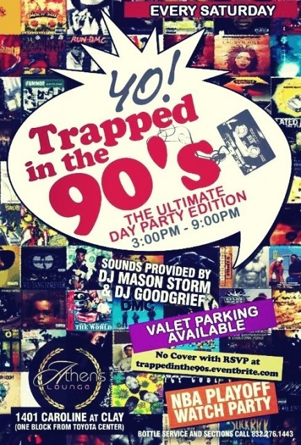www.trappedinthe90s@eventbrite.com at athens lounge by SPACECOAST COLLECTION on EyeEm