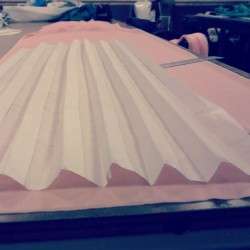 In progress… #dress #pattern #fabrics #fashion #sweet #design