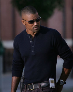 Actor/Celebrity I wouldn't kick out of bed   Shemar Moore Enough said
