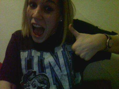 Gotta rep my tarheels!