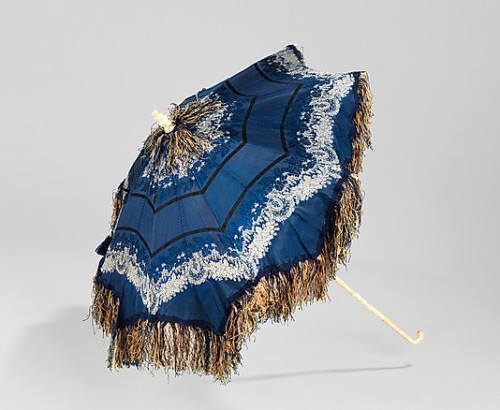 omgthatdress:  Parasol 1850s The Metropolitan Museum of Art