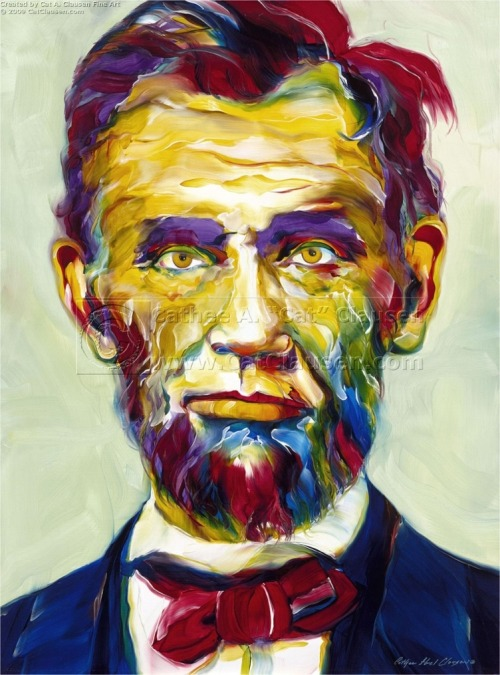 Lincoln by Cat Clausen