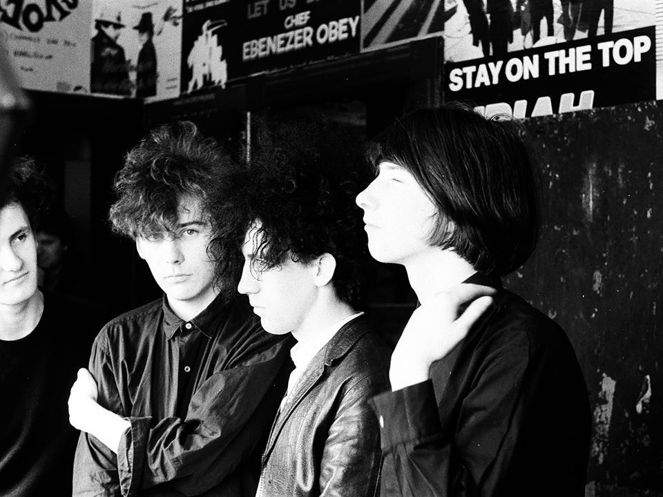 spacemen-3:  The Jesus and Mary Chain