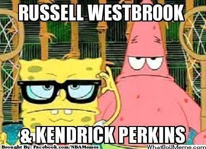 Westbrook + Perkins!