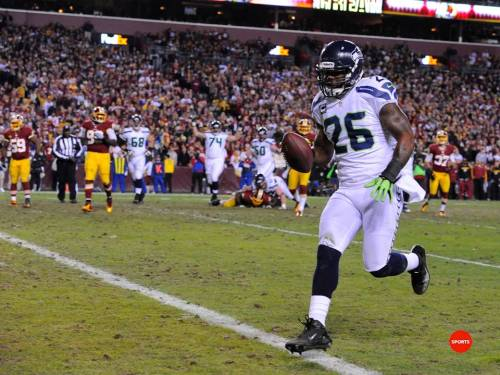 Seahawks 24, Redskins 14 Injury: RGIII leaves game in 4th quarter Photos: Best shots from the NFC wild-card game