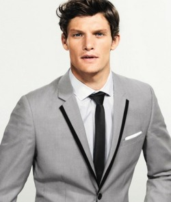 mensfashionworld:  H&M Sharp Dressing