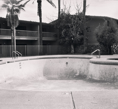 Abandoned Arizona Pool