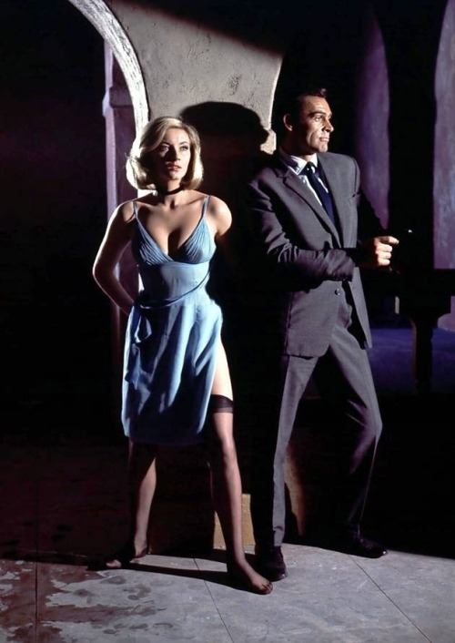 samwanda:  hellyeahjamesbond:  From Russia With Love (1963)
