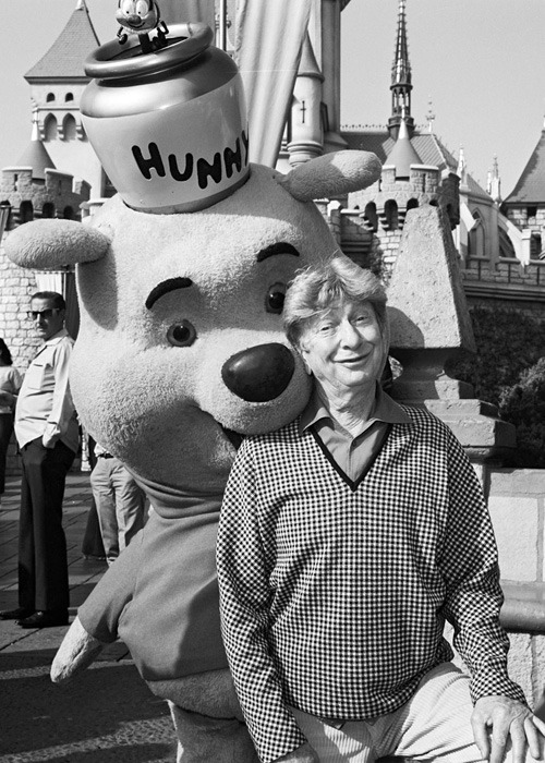 "Sterling Holloway performed the voice of so many Disney characters, I think some of them may surprise you. He was of course known as the voice of a certain honey-loving bear, but he was also the voice of the stork in ""Dumbo,"" Kaa in ""The Jungle Book,"" the Cheshire Cat in ""Alice in Wonderland,"" and most surprising to me, adult Flower in ""Bambi."" Is it any wonder he was named a Disney Legend in 1991?"