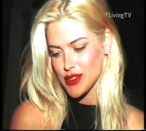 Beautiful Anna Nicole…
