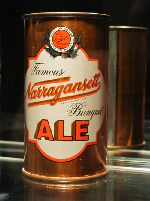 Narragansett Banquet Ale from the 1940's.