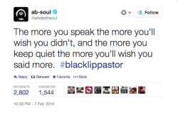 hip hop rap twitter tweet hip-hop tde ab-soul Ab Soul hiphoplifestyle