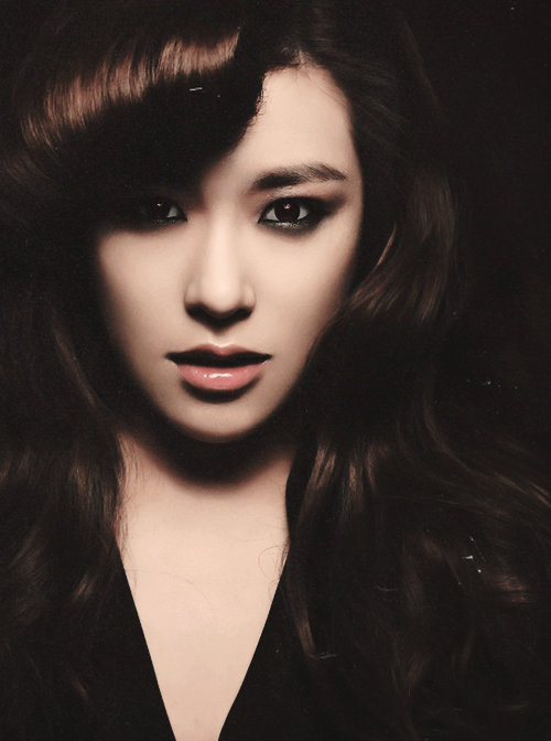 girls' generation's beauty appreciation - hwang stephanie {1/∞}