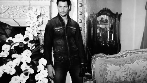 David Gandy - screencap video FreeSoul 2009