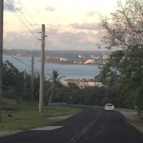 Great view from Nimitz. #nimitz #greatview #yestphoto #brodeepros #guam #onlyonguam #instagood #picoftheday