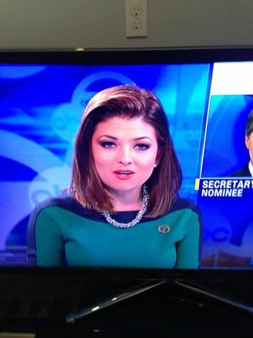 Star Trek News Anchor Live long and [more as this story develops].