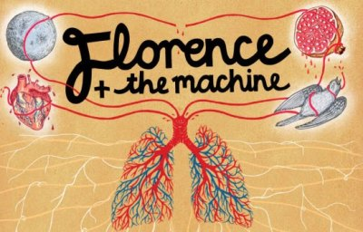 the best indie band ever #Florence+TheMachine