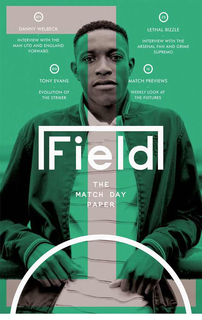 magazinewall:  Field (Liverpool, UK)