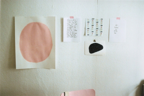thats-all-i-can-say:  Johanna Tagada, petit studio (by Johanna Tagada)