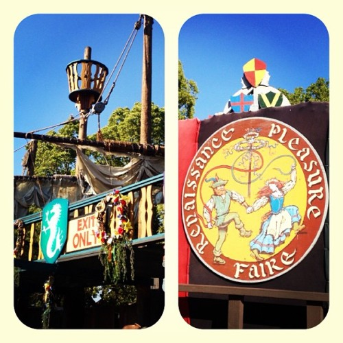 #fair #renaissancefair #hot #weekend #fun  (at Rennaisance Pleasure Faire)
