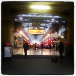 Bye bye London ! (at London Marylebone Railway Station (MYB))