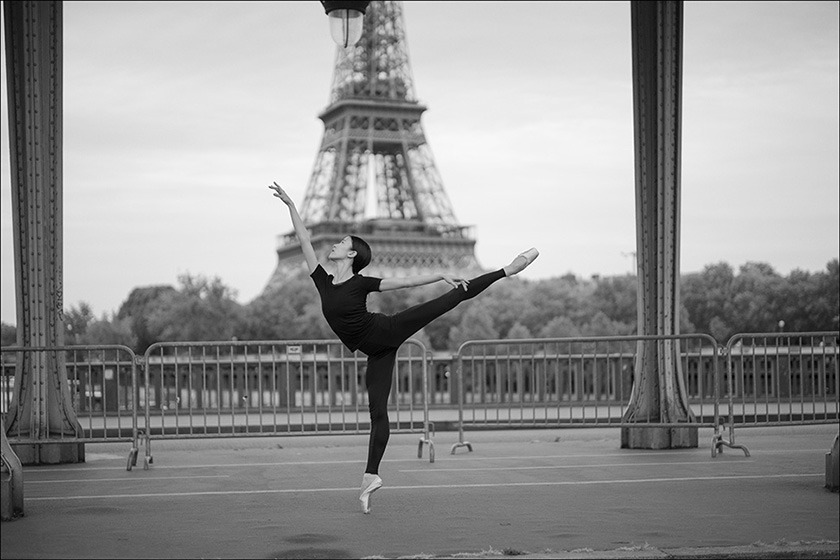 ballerina project sae eun park pont de bir hakeim paris outfit by. Black Bedroom Furniture Sets. Home Design Ideas