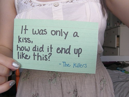 apinkhippo:  liqhtbulb:  I love The Killers so much.<3  S a m e <3