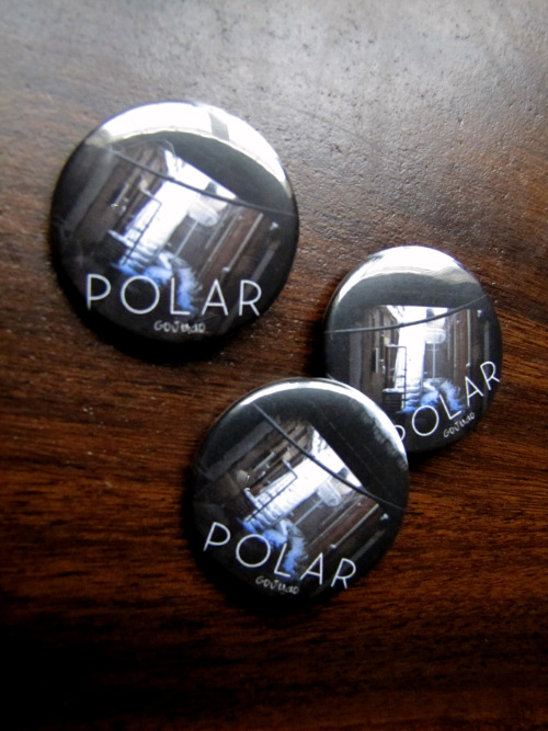 The buttons are here in time for SXSW. Peep the project | https://soundcloud.com/gojudo/sets/polar-by-gojudo |
