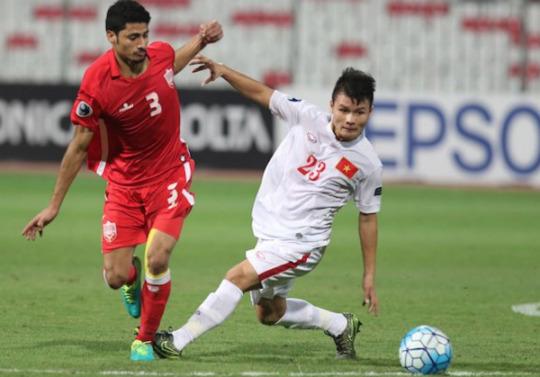 Việt Nam giành vé dự VCK U20 World Cup 2017
