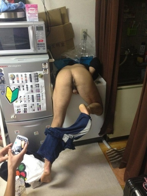 hotdan:  Doing the laundry