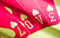 Poker May Lovely Hearts You Can Find Them Everywhere The Design Inspiration picture on VisualizeUs
