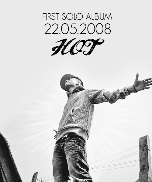 22.05.2013. FIVE YEARS SINCE TAEYANG'S FIRST SOLO ALBUM!