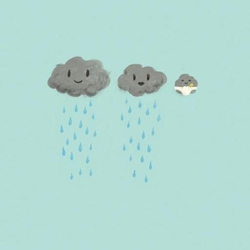 #cloud #family #cute 😊