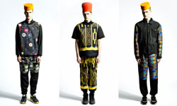dynamicafrica:  guardian:   Danish designer finds inspiration in Ghana's Ashanti empire Trine Lindegaard worked with a family of traditional Ghanaian weavers to develop a vibrant new line in menswear. Photo: Some of the latest menswear by Trine Lindegaard.Gallery of Trine Lindegaard's designs   Ghanaians, any thoughts? Would love to hear what you guys think.