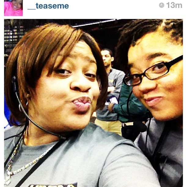 #repost me n @__teaseme hard at work!!