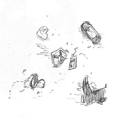 Bleach Volume 54 Sketches