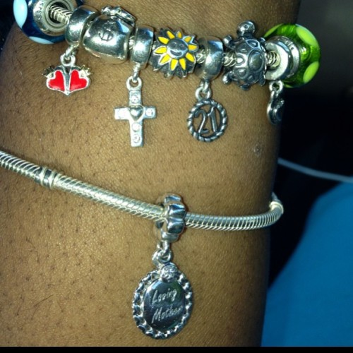I got another charm bracelet from my kids with a charm saying loving mother!  I have the best children!